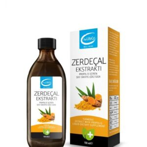 The LifeCo Zerdeçal Sıvı Ekstraktı 150 ml