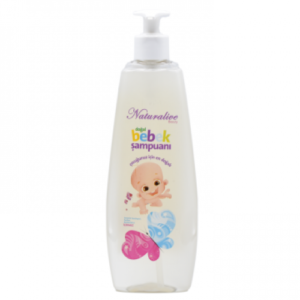 Naturalive Beauty Bebek Şampuanı