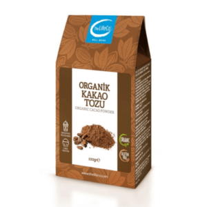 The LifeCo Organik Kakao Tozu 100gr